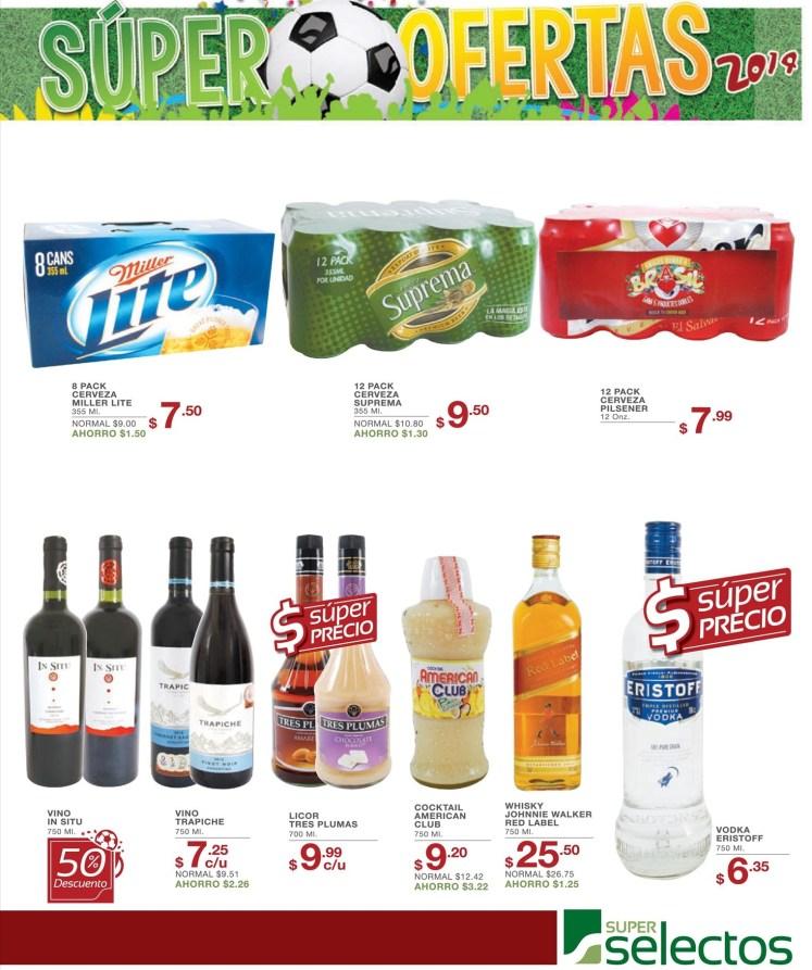 Super Ofertas Super Selectos Super Precios - 28jun14