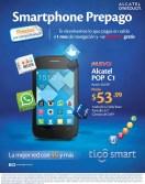 TIGO nuevo smartphone ALCATEL onetouch POP C1 - 13jun14