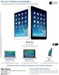 ofertas iPad Air MAC store - 28jun14