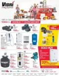 BOMBAS hidraulicas y calentadores DESCUENTOS y ofertas VIDRI - 07jul14