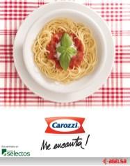 Deliciosas CAROZZI me encanta encuentralas en SUPER SELECTOS - 04jul14