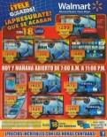 WALMART Horario especial TELE GOLAZOS ofertas y precios increibles - 04jul14
