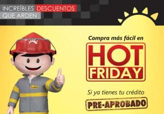 DESTCADO promociones la curacao hot friday 2014