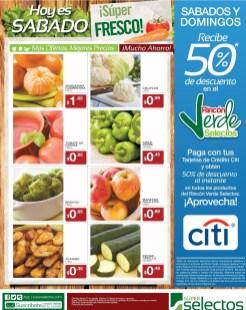 Fin de Semana de MERCADO y Rincon verde Selectos - 23ago14