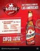 SHOW Rodeo de las americas CONSUMA 2014