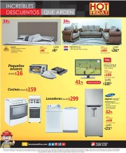 variedad muebles electrodomesticos enseres HOT FRIDAY now - 29ago14