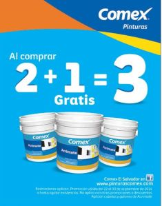 ACRIMATE PAINT comex el salvador - 22sep-14