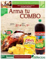 ARMA tu combo de pollo indio - 15sep14