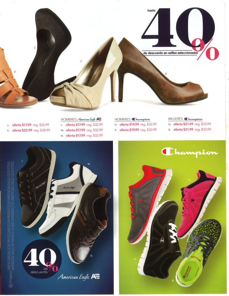 American eagle sports shoes CHAMPIONS style - 19sep14