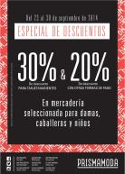 CHICAS un especial de damas con descuentos APPREL fashion selected - 24sep14