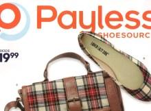 Catalogo de ofertas PAYLESS calzado - 19sep14