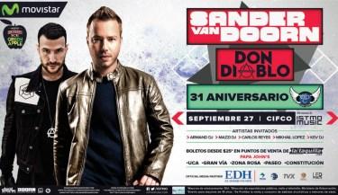 DOn Diablo SANDER van Doorn itsmo music