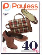 Damas a la moda con PAYLESS calzado con descuento - 19sep14