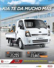 KIA trucks 4x4 serie K