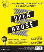 OPEN HOUSE studies Universidad evangelica de el salvador