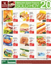 Productos lacteos frescos y saludables SUPER SELECTOS - 17sep14
