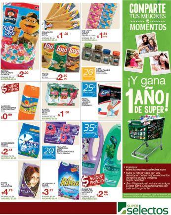 Promociones de fin de mes SUPER SELECTOS - 30sep14