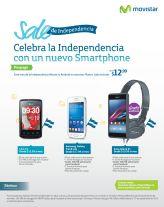 SALE de independencia promociones smartphone MOVISTAR - 15sep14