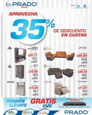 SHOPPING new home furniture PRADO descuentos en muebles - 29sep14