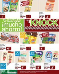 Semana de precios bajos en SUPER SELECTOS - 29sep14