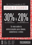 Special Discounts mercaderia seleccionada para damas caballeros y niños - 17sep14