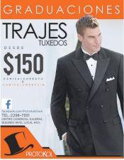 TRAJES TUXTEDO elegant gentleman PROTOKOL - 19sep14