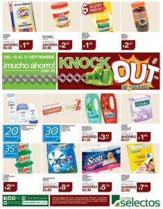 Ven a comprar con precios bajos en super selectos