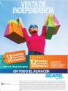 Venta de Independencia SEaRS - 12sep14