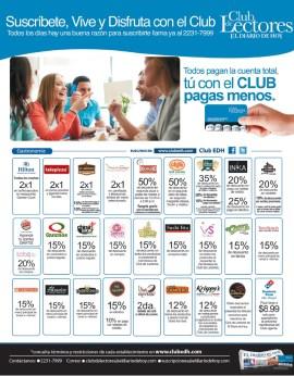 mas descuentos con tu memebresia CLUB edh - 06sep14