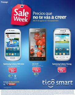 moviles en promoion gracias a TIGO - 06sep14