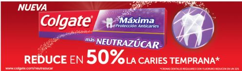 new COLGATE MAXIMA proteccion anticaries