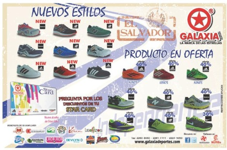 new styles sports shoes GALAXIA - 13sep14