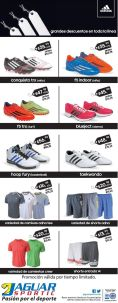 sports shoes adidas JAGUAR SPORTIC savings - 19sep14