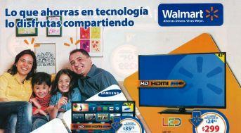 Ahorro en tus compras WALMART el salvador octubre 2014
