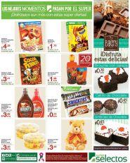 BAKERY specality brownie cherry - 23oct14