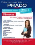 Beneficios adicionales para trabajar PRADO apen house jobs