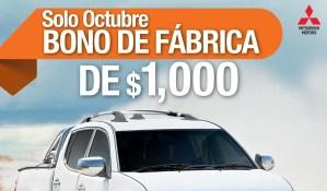 Bono de 1000 dolares solo en octubre 2014