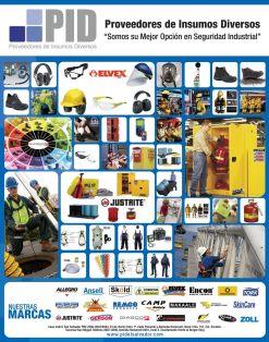 Buscas proveedores para insumos de seguridad ocupacional y fisica - 10oct14