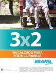 CALZADO para toda la familia 3x2 PROMOCION - 18oct14