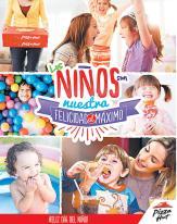 Celebrar el dia del NIÑO en PIZZA HUT