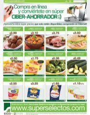 Como compras online en el super selectos - 03oct14