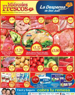 Compras de supermercado en la despensa de don juan - 08oct14
