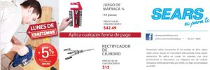 Craftsman tool rectificaodra de cilindro SEARS - 27oct14