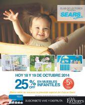 Descuentos en muebles infantles este dia - 18oct14
