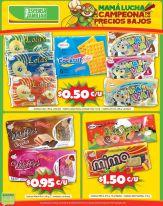 Despensa familiar ofertas Paquetes de galletas 50 centavos - 28oct14