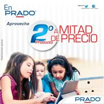 En PRADO los niños aprovechan el 2 producto a mitad de precio - 02oct14