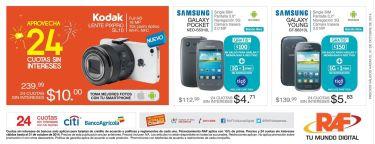 FOTOGRAFIA lente PIXPRO kodak full HD to smartphones - 24oct14
