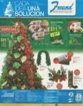 Grandes precios Grandes ofertas FREUND navidad accesorios - 03oct14