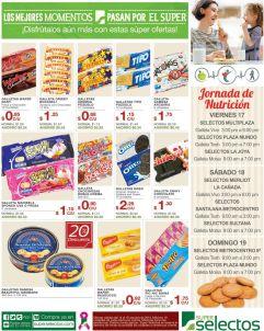 Jornada de Nutricion GRATIS en super selectos - 14oct14