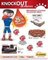 LA CURACAO promociones knockout de precios hasta 25 OFF - 24oct14